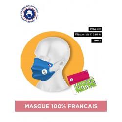MASQUE MICROFIBRE - 100%...
